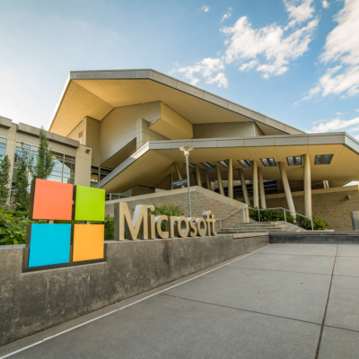 Microsoft Visitors Center